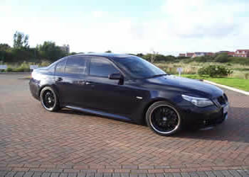 Bmw 5 series e60 535d bmw wheels veloce xs black