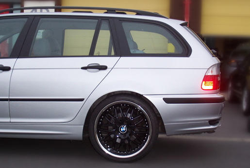 Bmw 320D Touring Bmw wheels velcoe xs